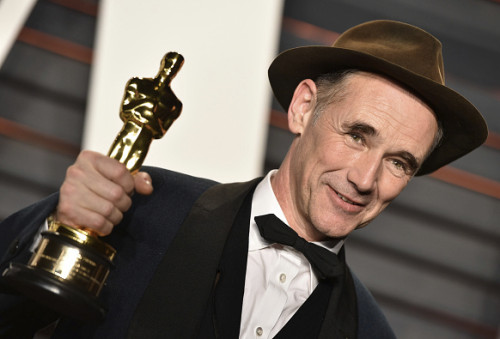 rylance dumb hat