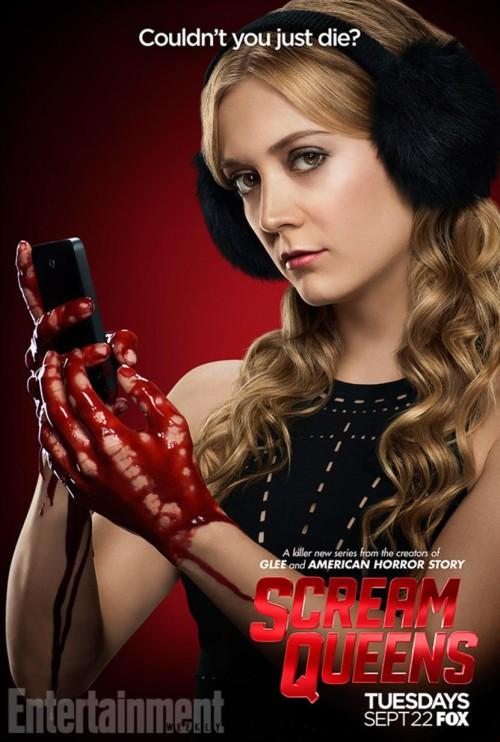scream queens billie lourd