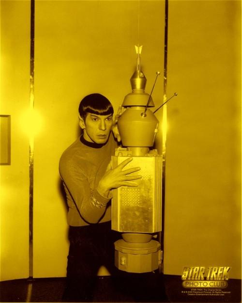 spock box