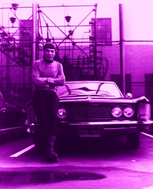 spock car