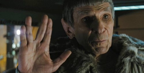 spock star trek old LLAP