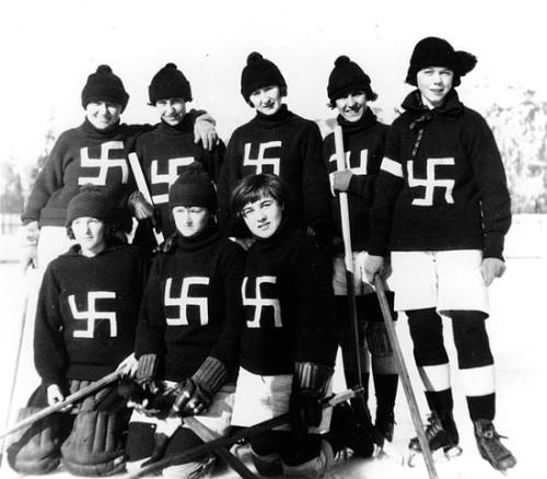 swastika hockey