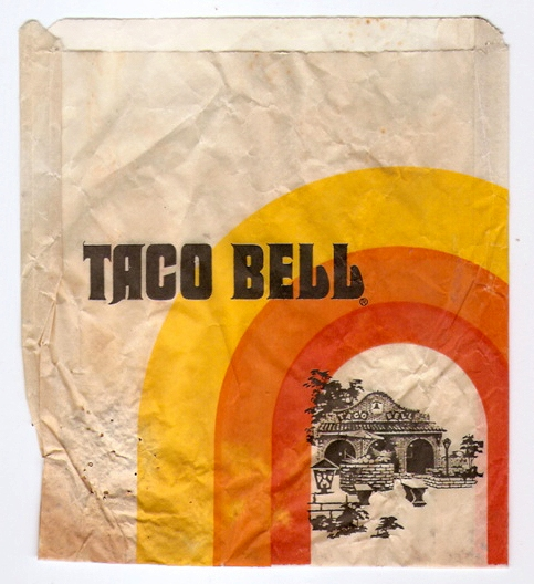 taco bnell bag