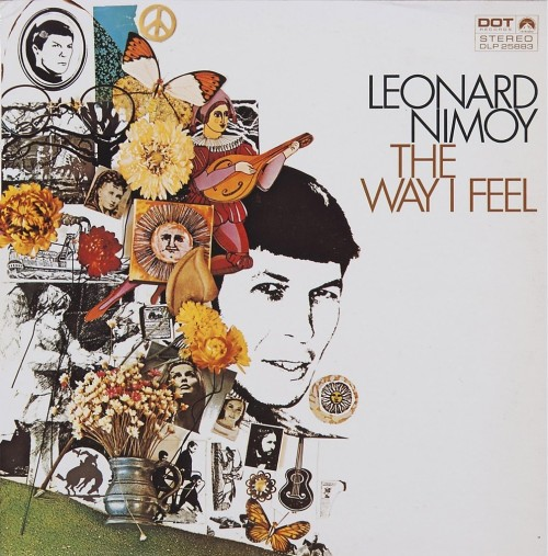 the way i feel nimoy