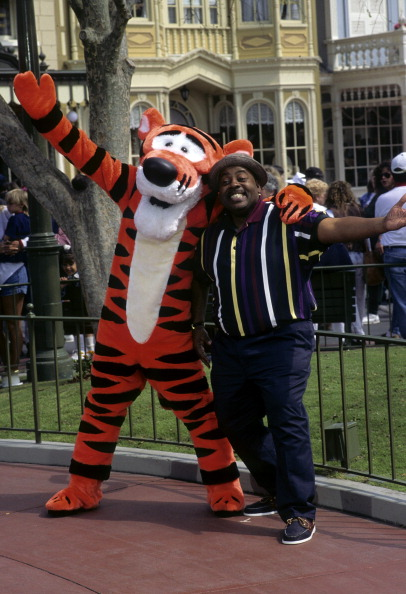 "FAMILY MATTERS - ""We're Going to Disney World"" - Airdate: April 28, 1995. (Photo by ABC Photo Archives/ABC via Getty Images) TIGGER;REGINALD VELJOHNSON"