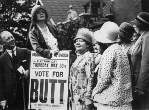 vote for butt