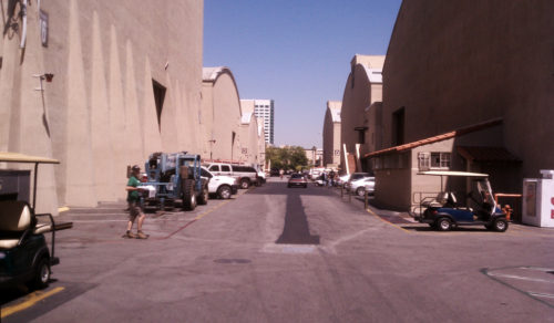 warner bros lot