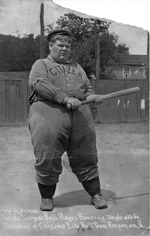 worlds larget baller baseball citizen 1908